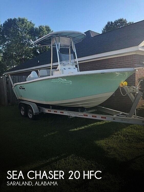 2016 Sea Chaser boat for sale, model of the boat is 20 HFC & Image # 1 of 41