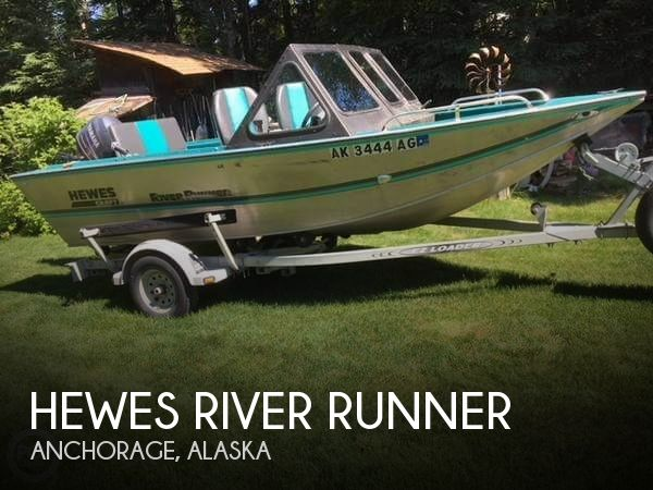 Used Boats For Sale in Anchorage, Alaska by owner | 1997 Hewes 16