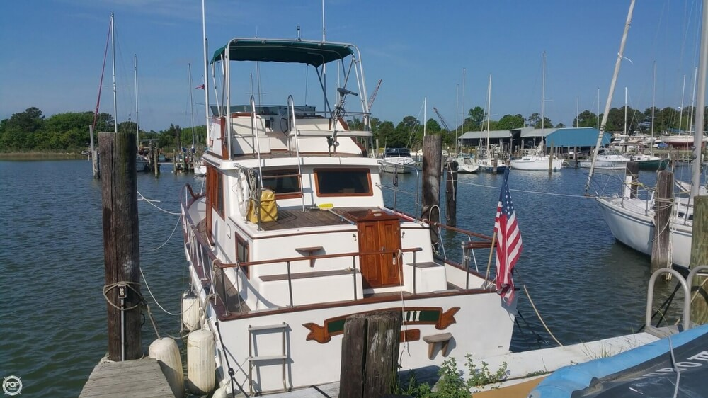 1984 Chien Hwa boat for sale, model of the boat is CHB 34 DC & Image # 14 of 40
