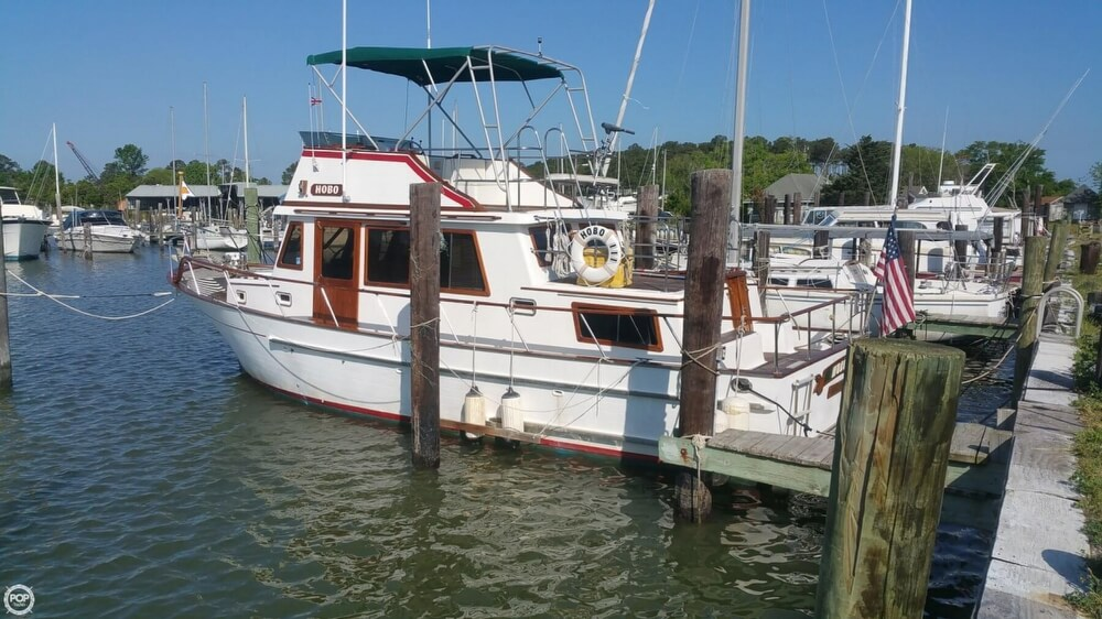1984 Chien Hwa boat for sale, model of the boat is CHB 34 DC & Image # 15 of 40