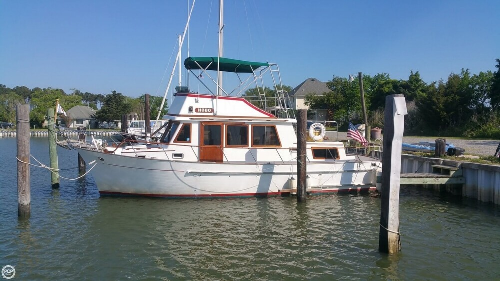 1984 Chien Hwa boat for sale, model of the boat is CHB 34 DC & Image # 16 of 40