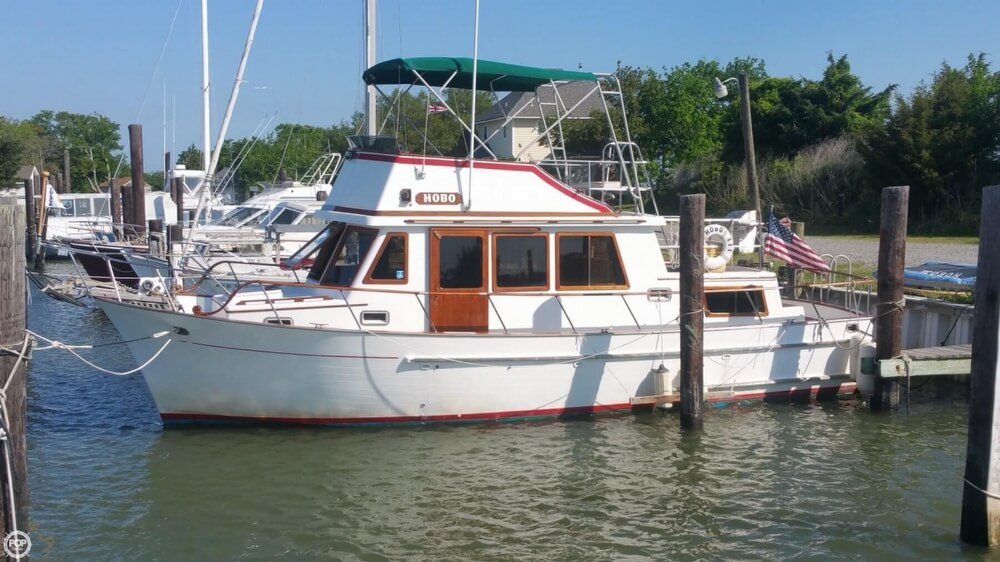 1984 Chien Hwa boat for sale, model of the boat is CHB 34 DC & Image # 17 of 40