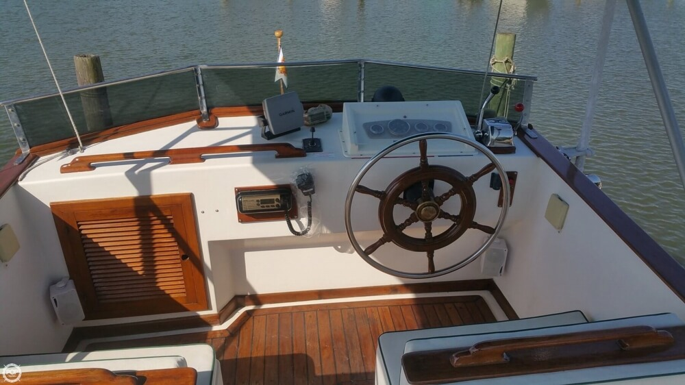 1984 Chien Hwa boat for sale, model of the boat is CHB 34 DC & Image # 20 of 40
