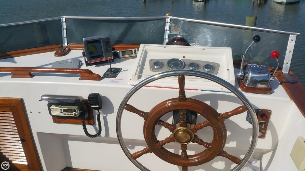 1984 Chien Hwa boat for sale, model of the boat is CHB 34 DC & Image # 22 of 40