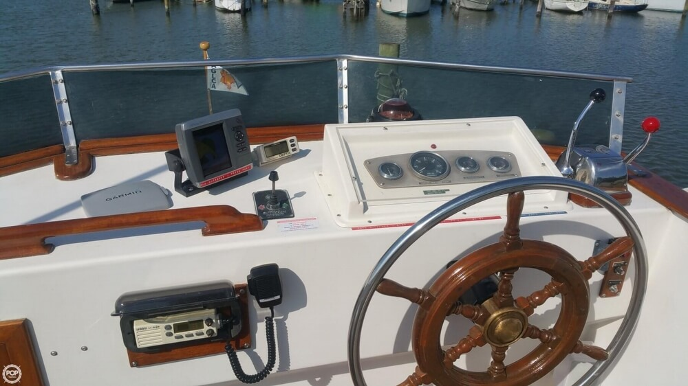1984 Chien Hwa boat for sale, model of the boat is CHB 34 DC & Image # 23 of 40