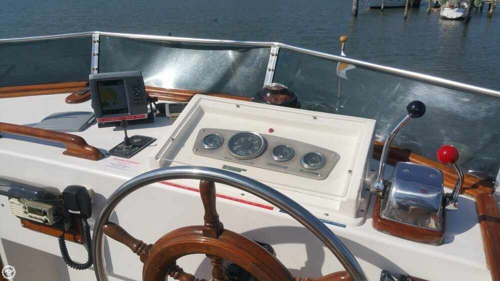 1984 Chien Hwa boat for sale, model of the boat is CHB 34 DC & Image # 25 of 40