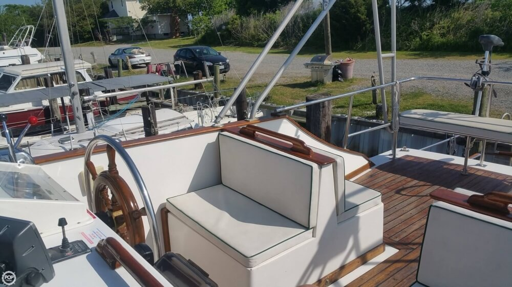 1984 Chien Hwa boat for sale, model of the boat is CHB 34 DC & Image # 26 of 40