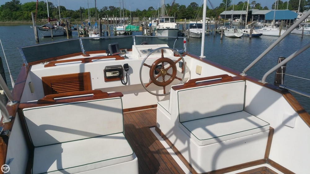 1984 Chien Hwa boat for sale, model of the boat is CHB 34 DC & Image # 27 of 40