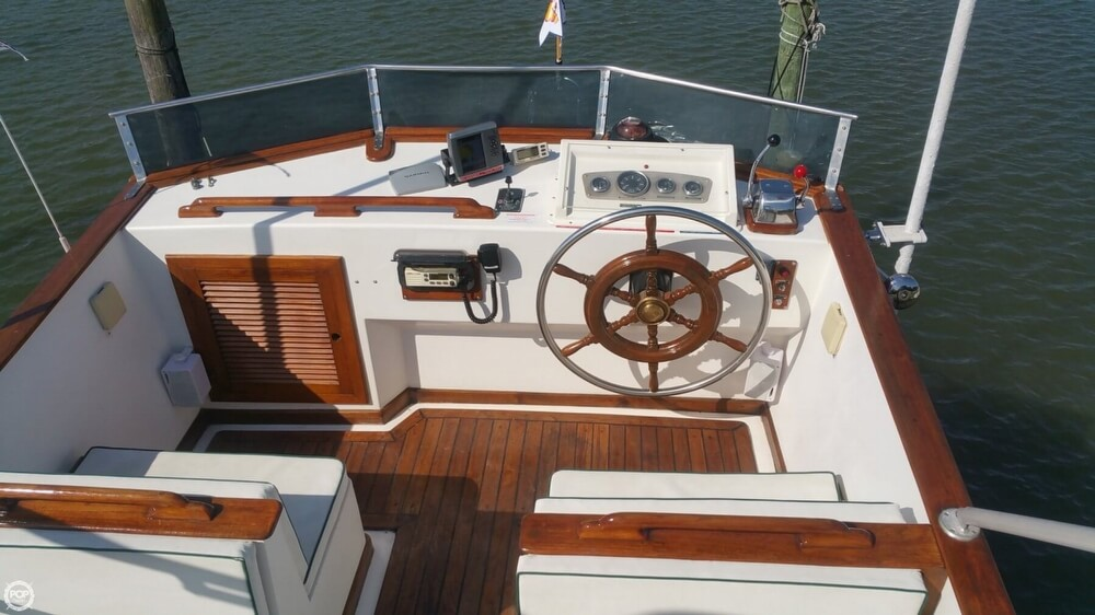 1984 Chien Hwa boat for sale, model of the boat is CHB 34 DC & Image # 29 of 40