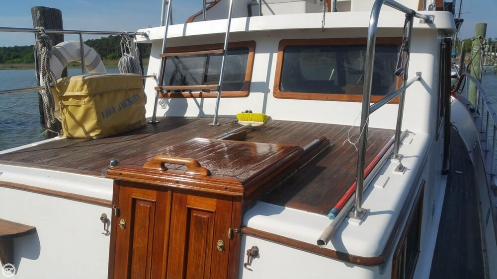 1984 Chien Hwa boat for sale, model of the boat is CHB 34 DC & Image # 30 of 40