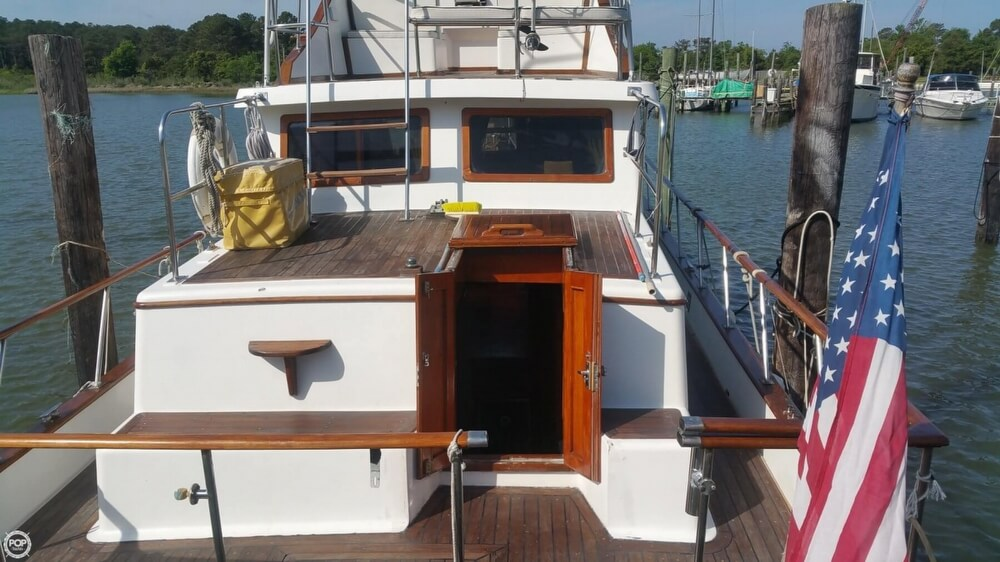 1984 Chien Hwa boat for sale, model of the boat is CHB 34 DC & Image # 33 of 40