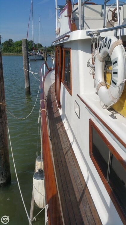 1984 Chien Hwa boat for sale, model of the boat is CHB 34 DC & Image # 36 of 40