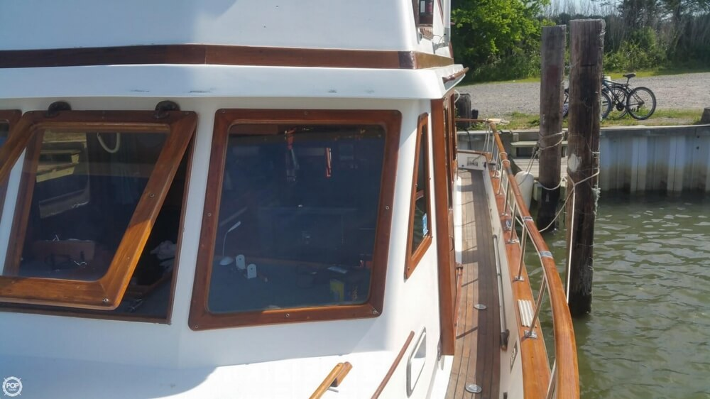 1984 Chien Hwa boat for sale, model of the boat is CHB 34 DC & Image # 38 of 40