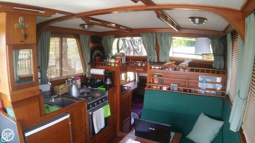 1984 Chien Hwa boat for sale, model of the boat is CHB 34 DC & Image # 7 of 40