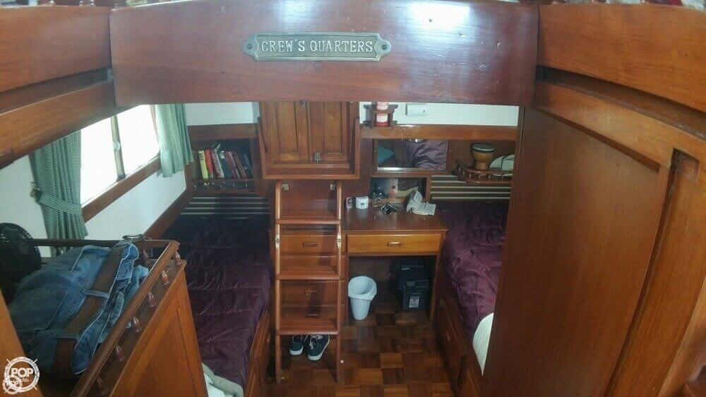 1984 Chien Hwa boat for sale, model of the boat is CHB 34 DC & Image # 10 of 40