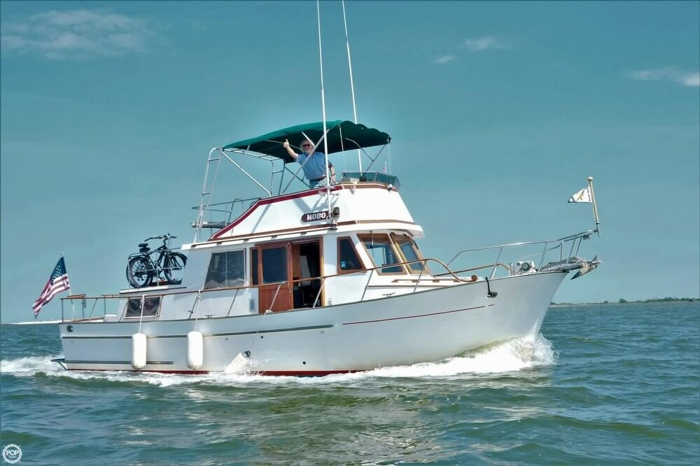 1984 Chien Hwa boat for sale, model of the boat is CHB 34 DC & Image # 2 of 40