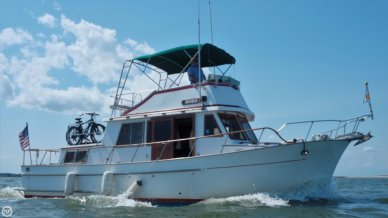 Chien Hwa CHB 34 DC, 34', for sale - $29,500