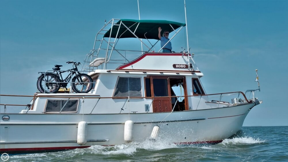 1984 Chien Hwa boat for sale, model of the boat is CHB 34 DC & Image # 3 of 40
