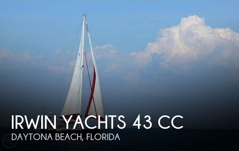 Used Irwin Boats For Sale by owner | 1985 Irwin Yachts 43