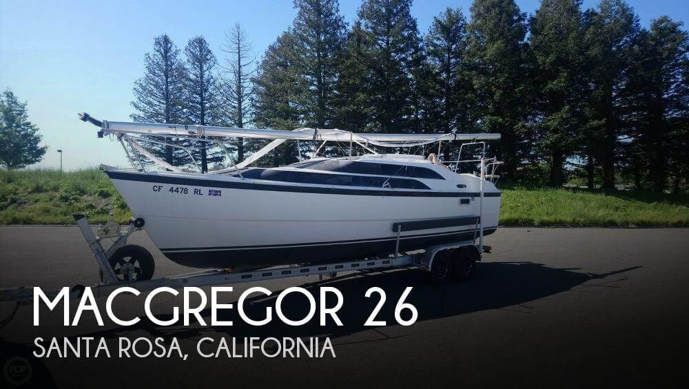 Used MacGregor Boats For Sale by owner | 2006 MacGregor 26