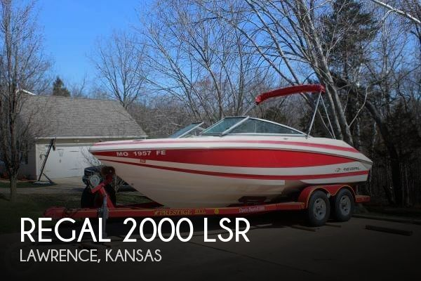 Used Boats For Sale in Kansas by owner | 2004 Regal 20