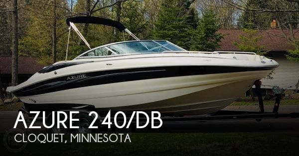 Used Azure Boats For Sale by owner | 2007 Azure 24