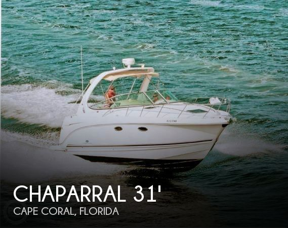 Used Chaparral 31 Boats For Sale by owner | 2005 Chaparral 31