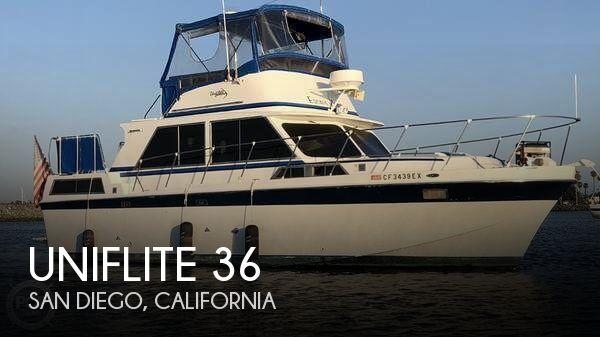Used Uniflite Boats For Sale by owner | 1972 Uniflite 36