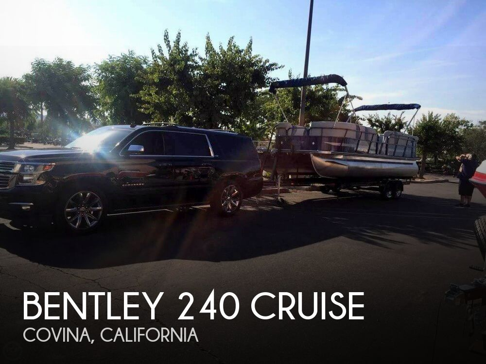 Used BENTLEY Boats For Sale by owner | 2015 Bentley 24