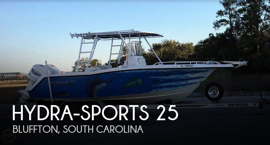 Used Hydra-Sports Boats For Sale by owner | 1999 Hydra-Sports 25