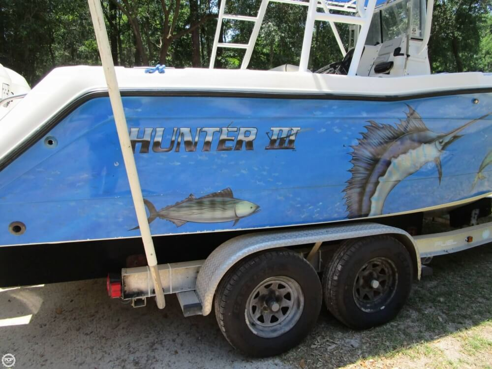 1999 Hydra-Sports boat for sale, model of the boat is 2450 Vector & Image # 26 of 40