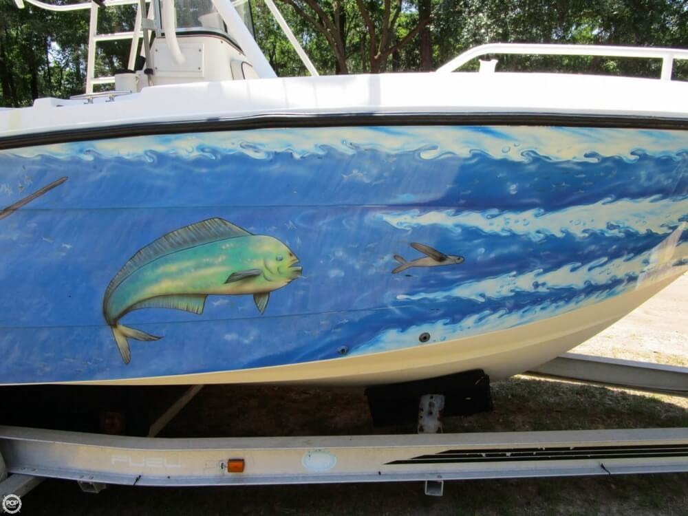 1999 Hydra-Sports boat for sale, model of the boat is 2450 Vector & Image # 27 of 40