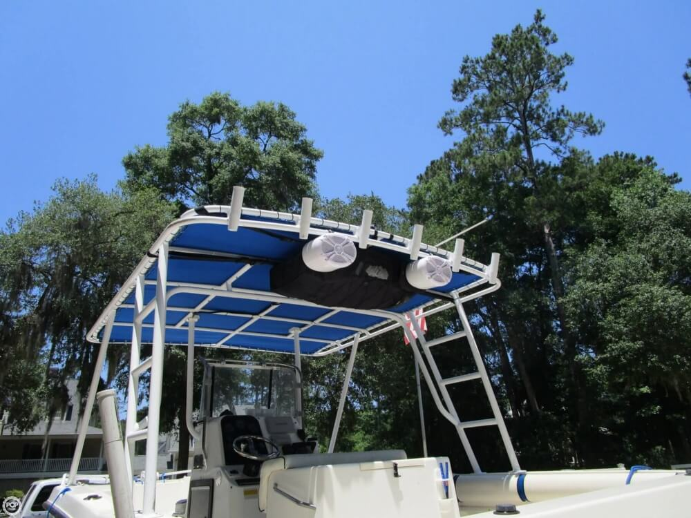 1999 Hydra-Sports boat for sale, model of the boat is 2450 Vector & Image # 29 of 40