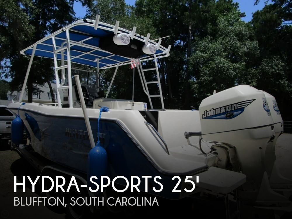 1999 Hydra-Sports boat for sale, model of the boat is 2450 Vector & Image # 1 of 40