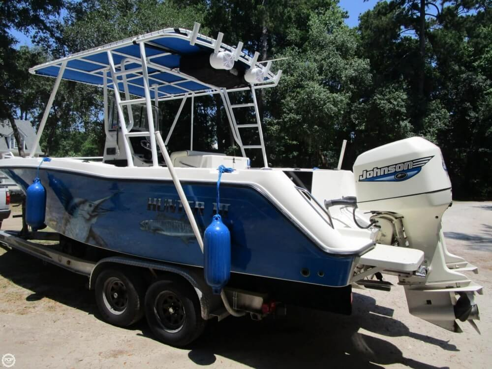 1999 Hydra-Sports boat for sale, model of the boat is 2450 Vector & Image # 31 of 40