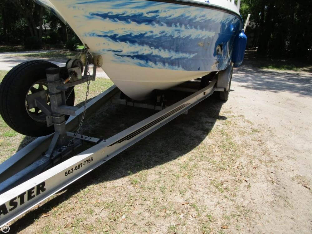 1999 Hydra-Sports boat for sale, model of the boat is 2450 Vector & Image # 33 of 40