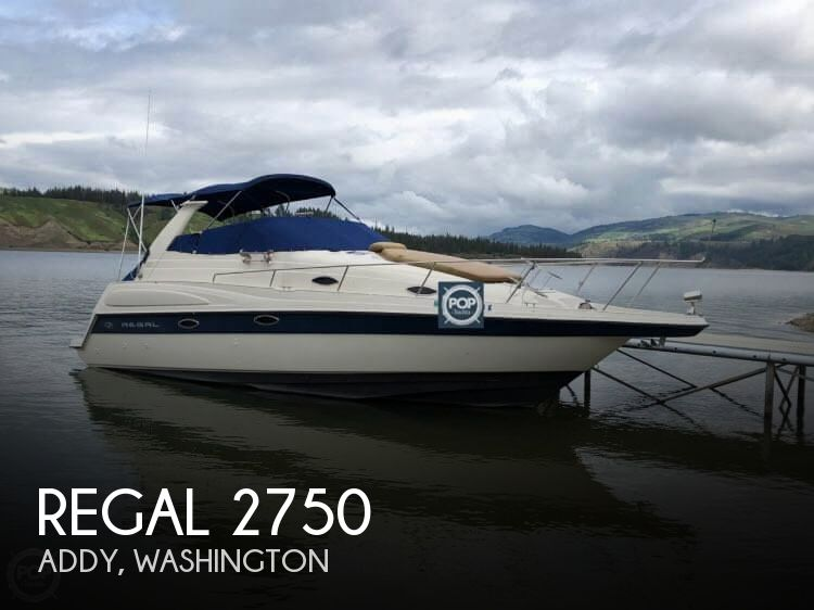 1997 REGAL 2750 COMMODORE for sale