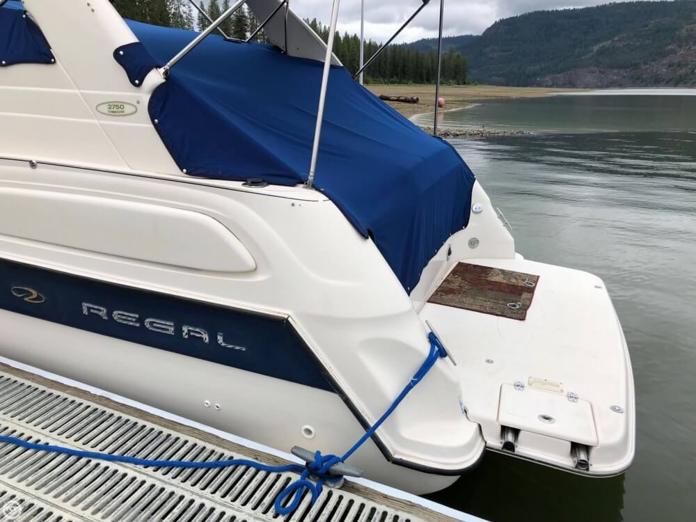 1997 Regal boat for sale, model of the boat is 2750 COMMODORE & Image # 10 of 40