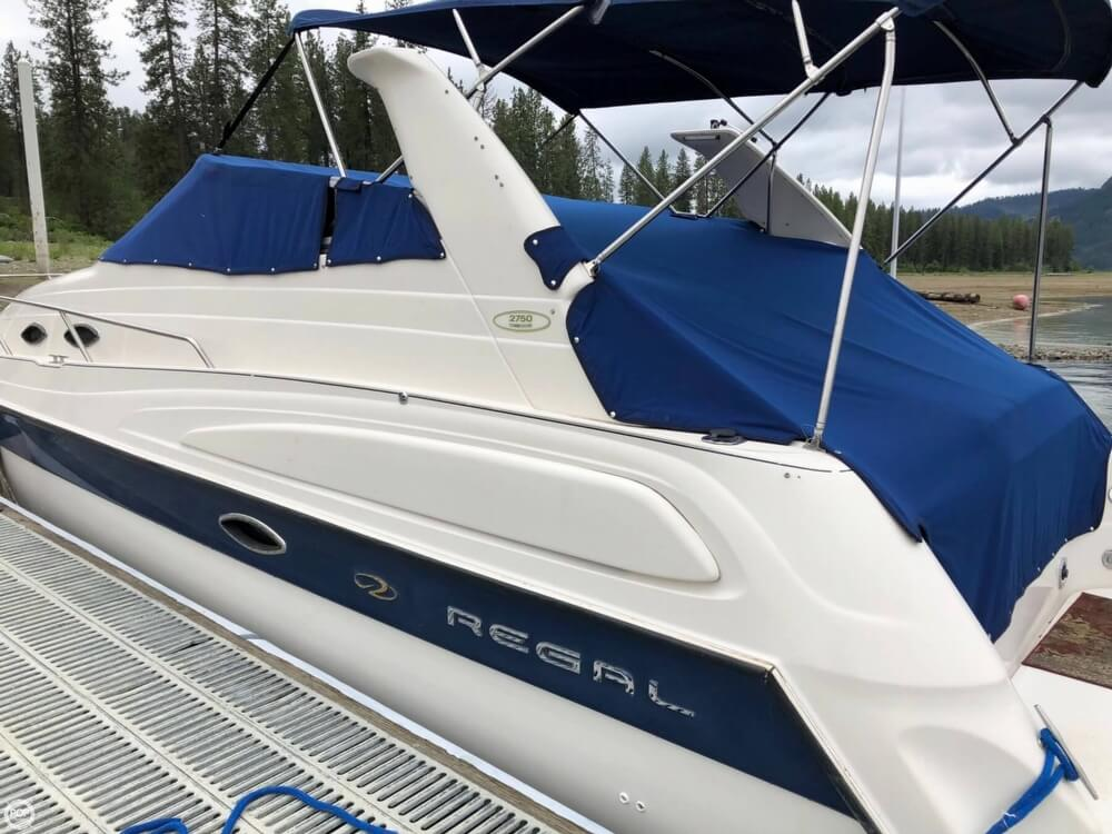 1997 Regal boat for sale, model of the boat is 2750 COMMODORE & Image # 13 of 40