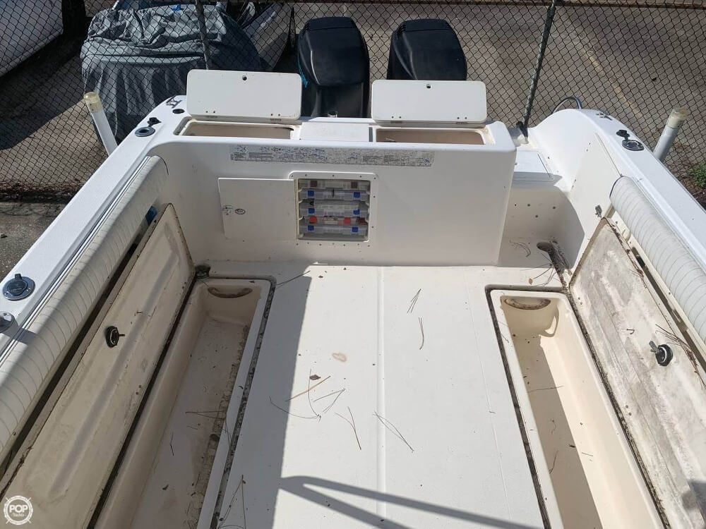 2002 Sea Fox boat for sale, model of the boat is 257WA & Image # 6 of 40