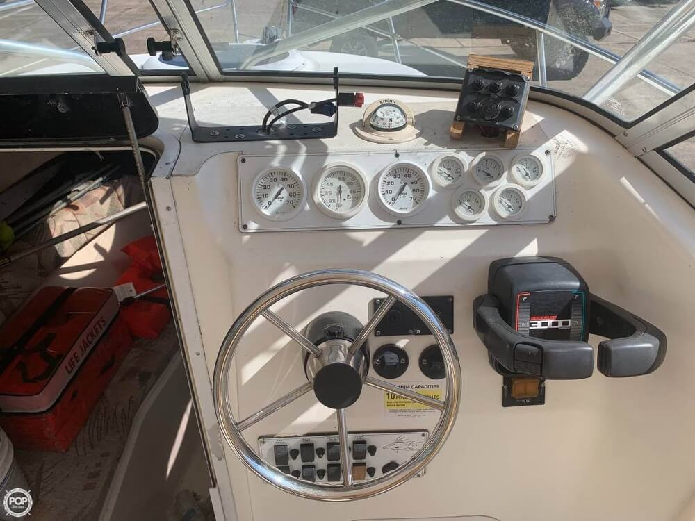 2002 Sea Fox boat for sale, model of the boat is 257WA & Image # 7 of 40