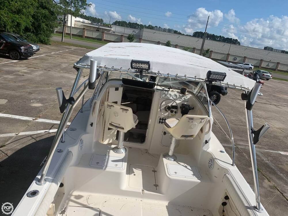 2002 Sea Fox boat for sale, model of the boat is 257WA & Image # 8 of 40