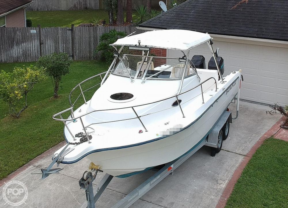 2002 Sea Fox boat for sale, model of the boat is 257WA & Image # 11 of 40