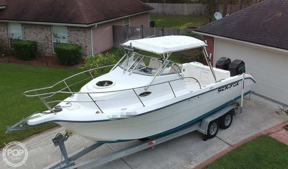 2002 Sea Fox boat for sale, model of the boat is 257WA & Image # 12 of 40