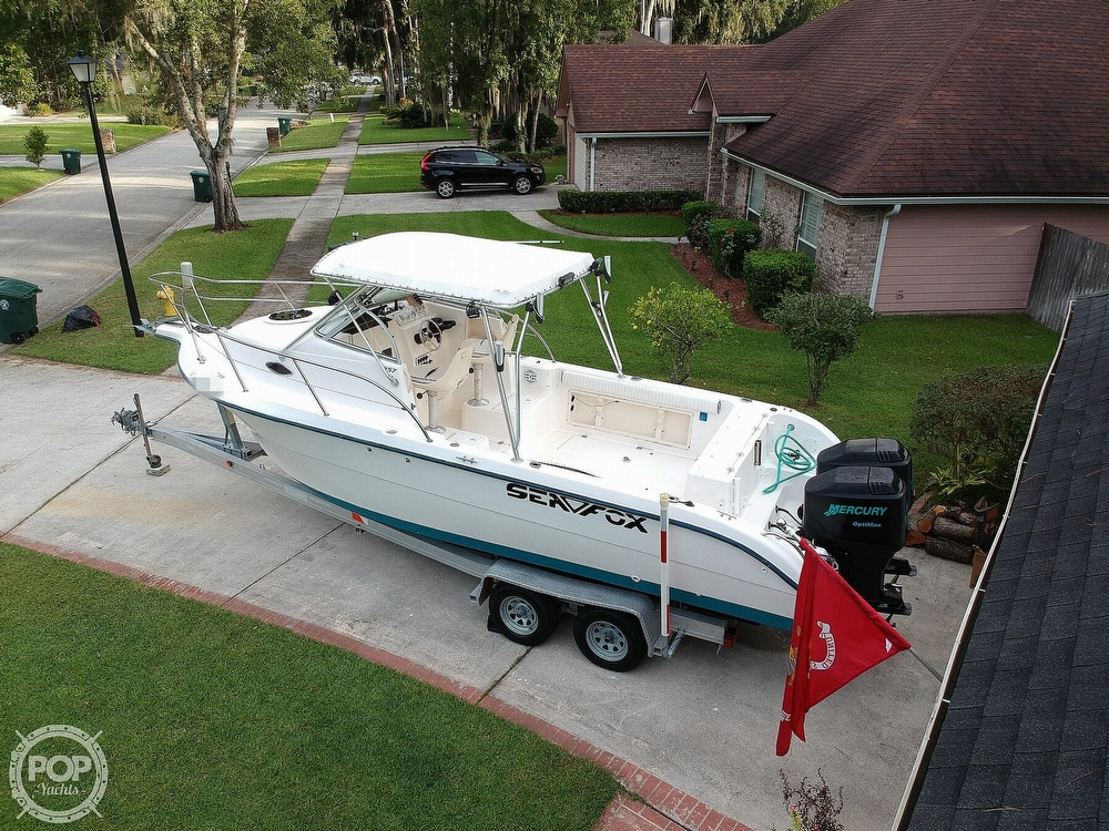 2002 Sea Fox boat for sale, model of the boat is 257WA & Image # 9 of 40
