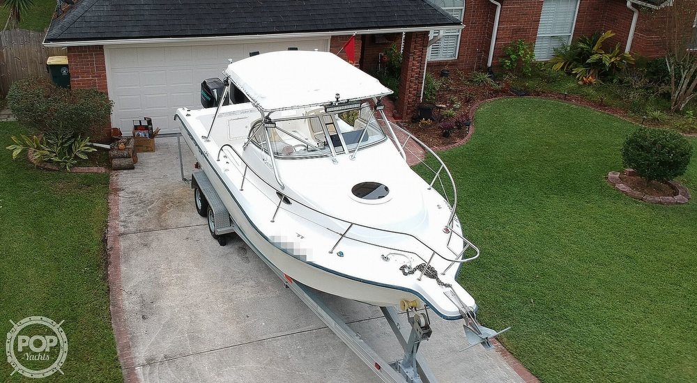 2002 Sea Fox boat for sale, model of the boat is 257WA & Image # 19 of 40