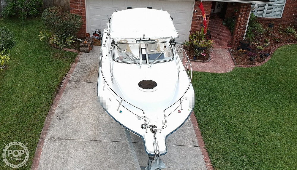 2002 Sea Fox boat for sale, model of the boat is 257WA & Image # 20 of 40
