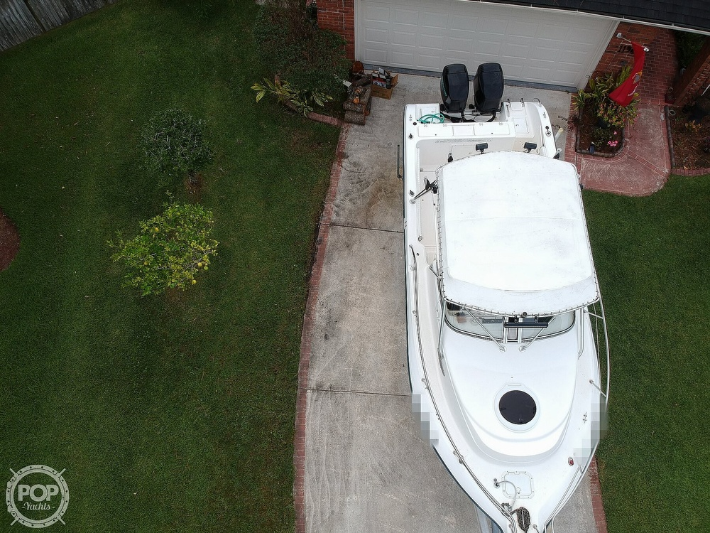 2002 Sea Fox boat for sale, model of the boat is 257WA & Image # 22 of 40