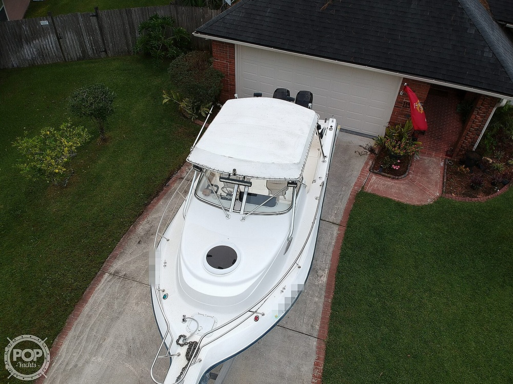 2002 Sea Fox boat for sale, model of the boat is 257WA & Image # 26 of 40
