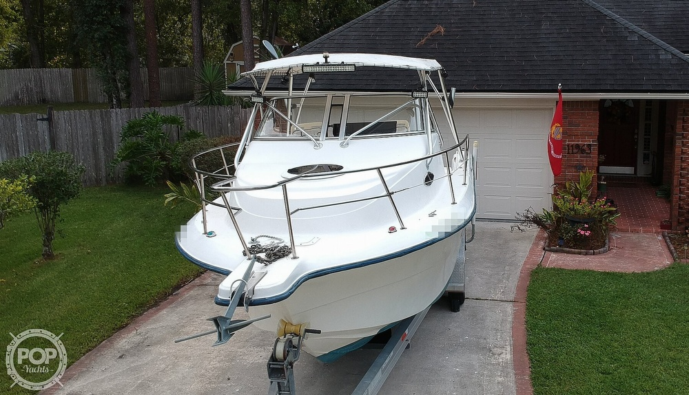 2002 Sea Fox boat for sale, model of the boat is 257WA & Image # 27 of 40